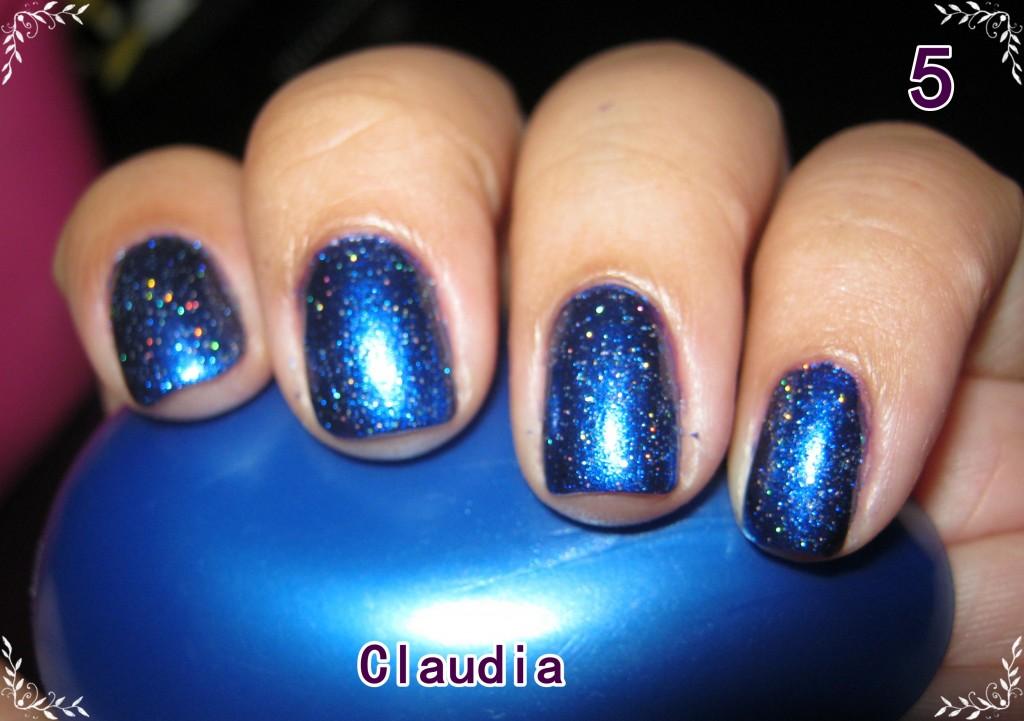 5 Claudia