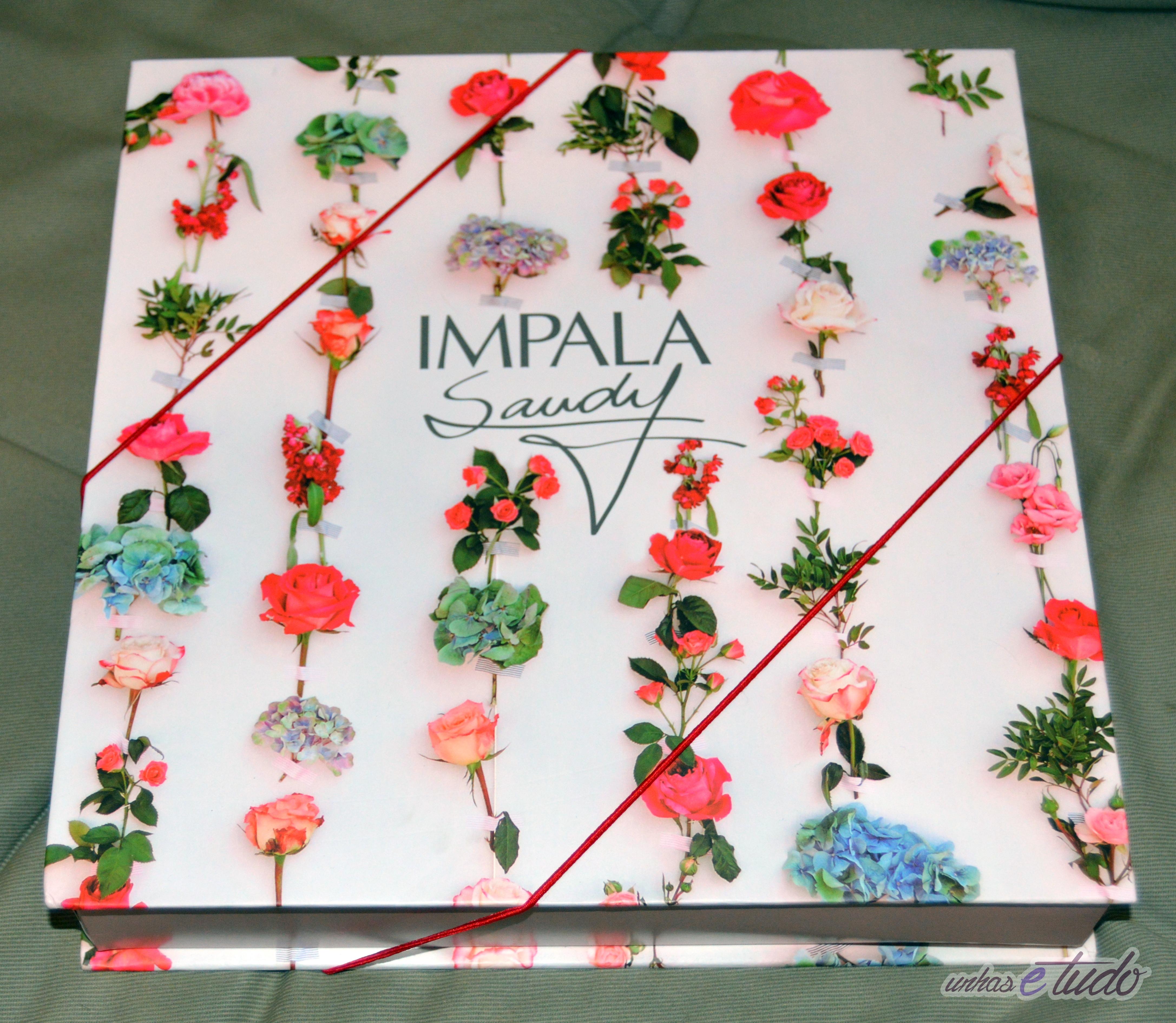 Coleção Impala Sandy Primavera/Verão
