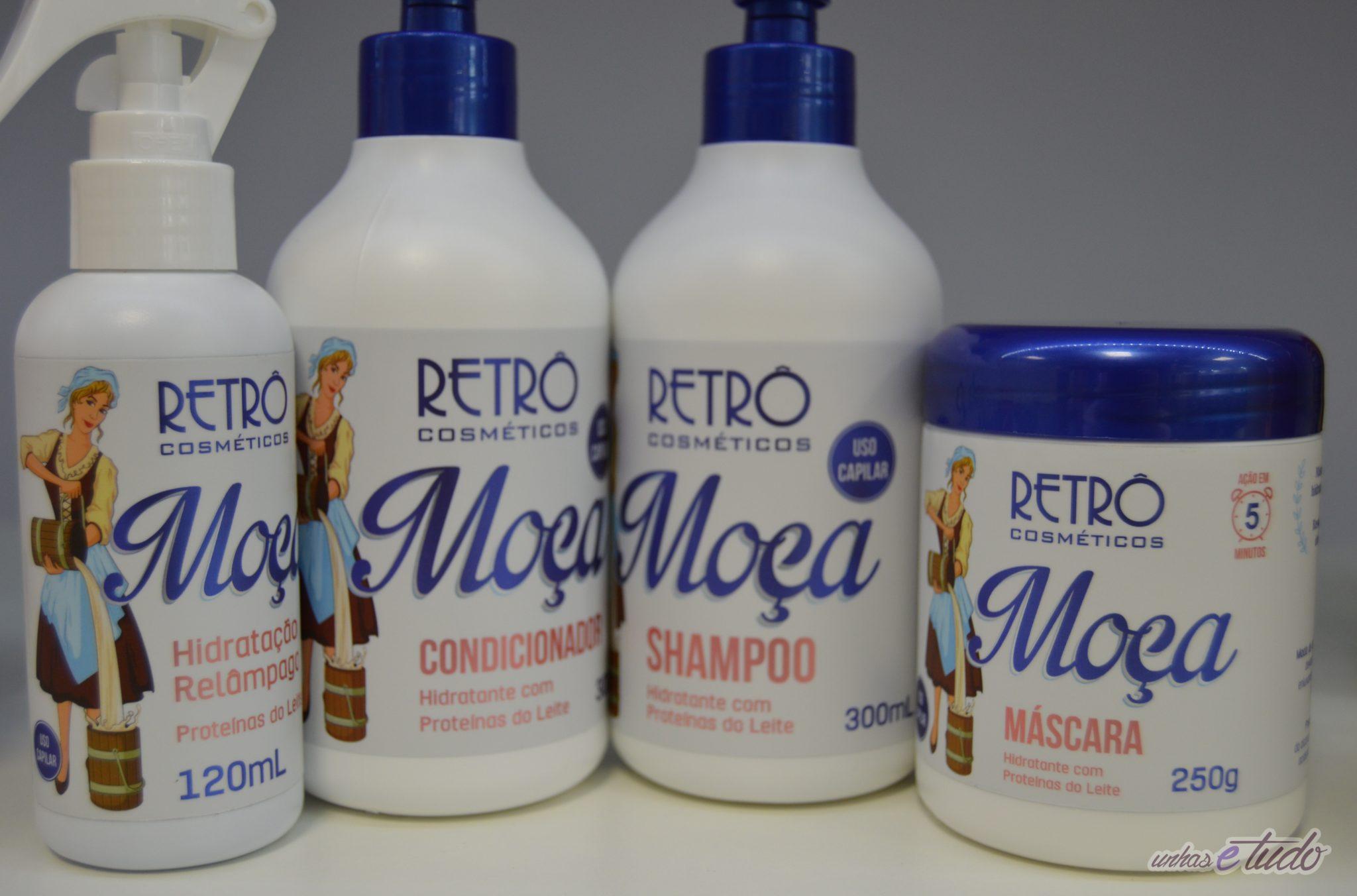 hair brasil retro mo;a