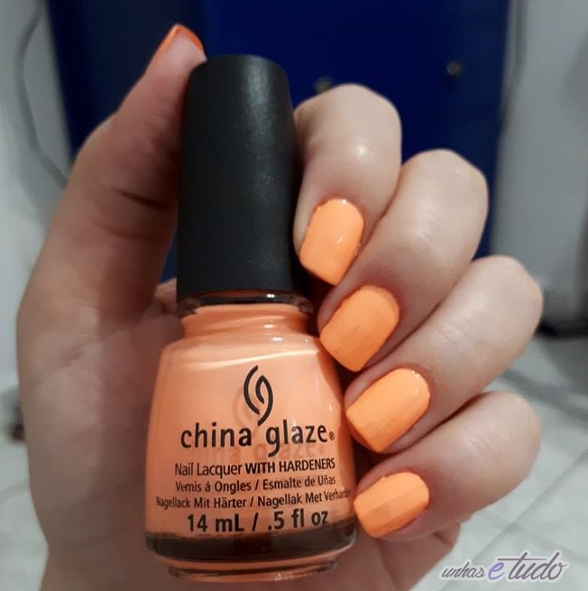 Sun of a Peach-China Glaze