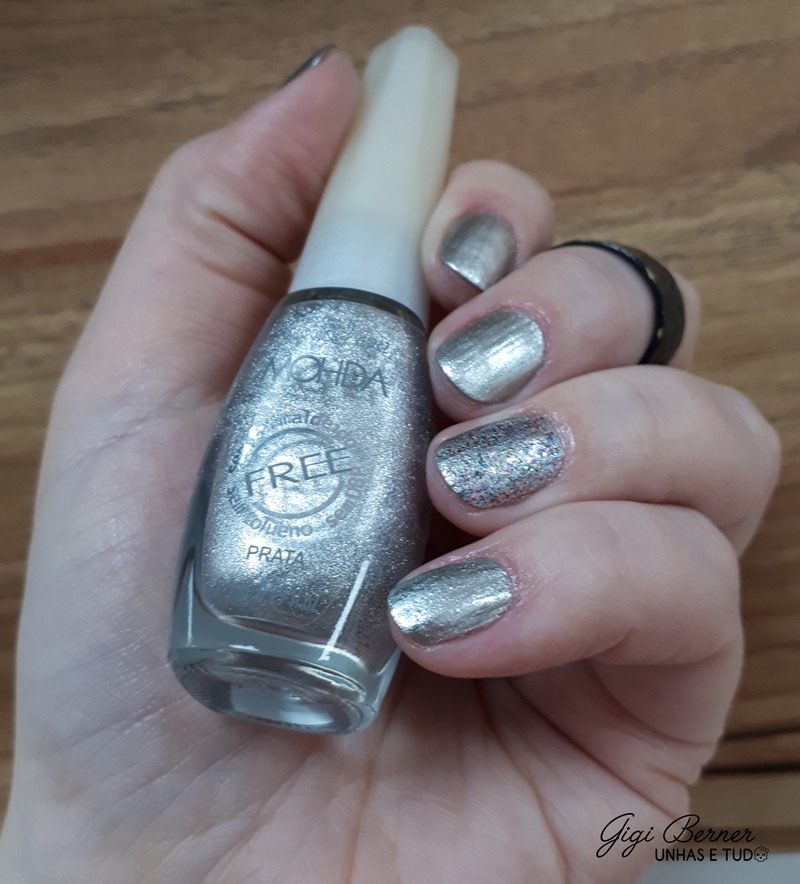 esmalte prata mohda