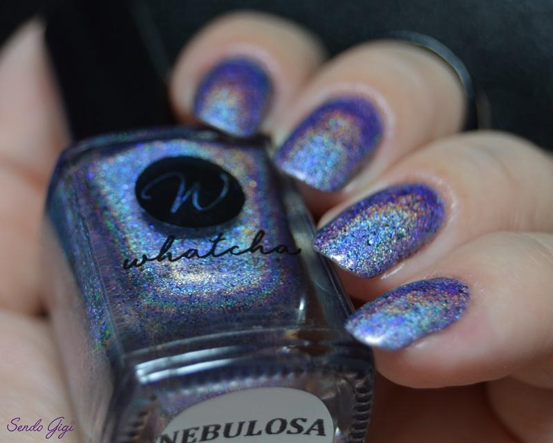Esmalte Nebulosa da Whatcha