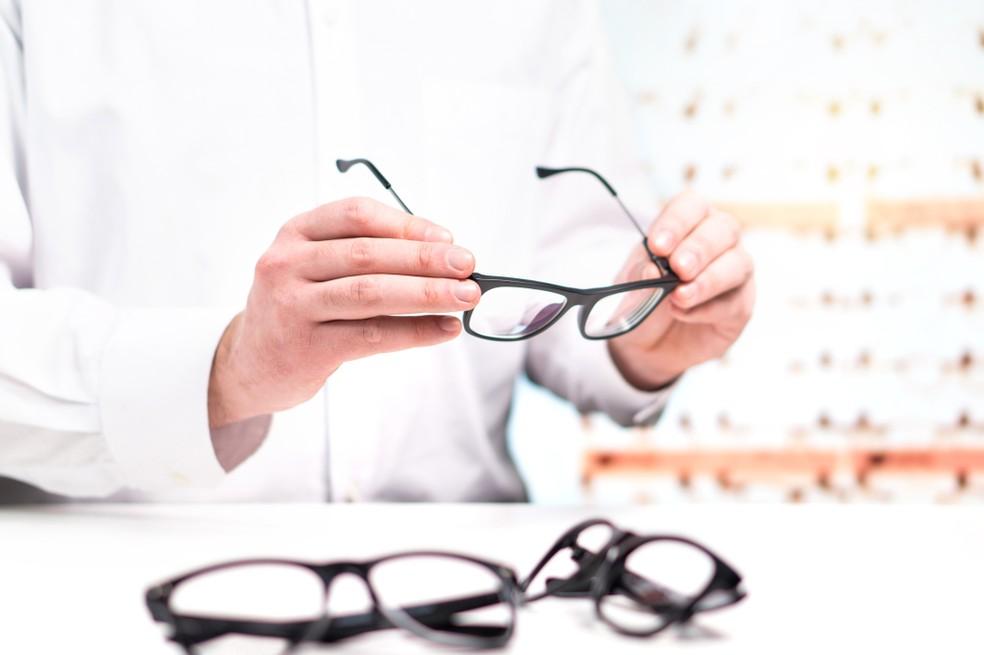 importancia de escolher os óculos corretamente