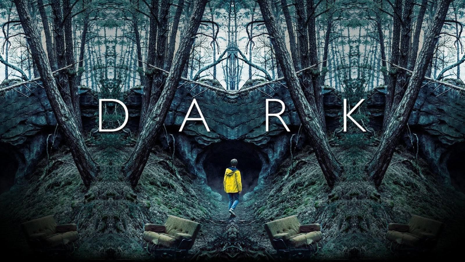 porque dark é a melhor série da Netflix